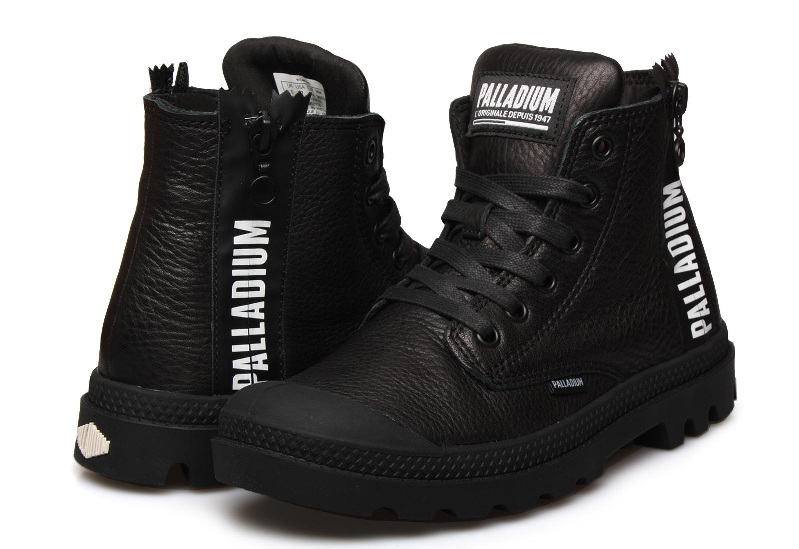 Palladium Duboke cipele Pampa Ubn Zips Lth