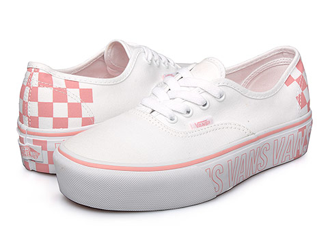 Vans Atlete Authentic Platform