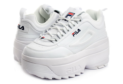 Fila Półbuty Disruptor Wedge