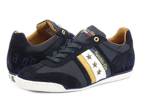 Pantofola d Oro Патики Imola Canvas Uomo Low