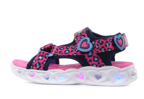 Skechers Sandály Heart Lights Sandal - Savy Cat