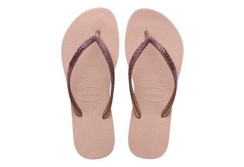 Havaianas Pantofle Slim Glitter