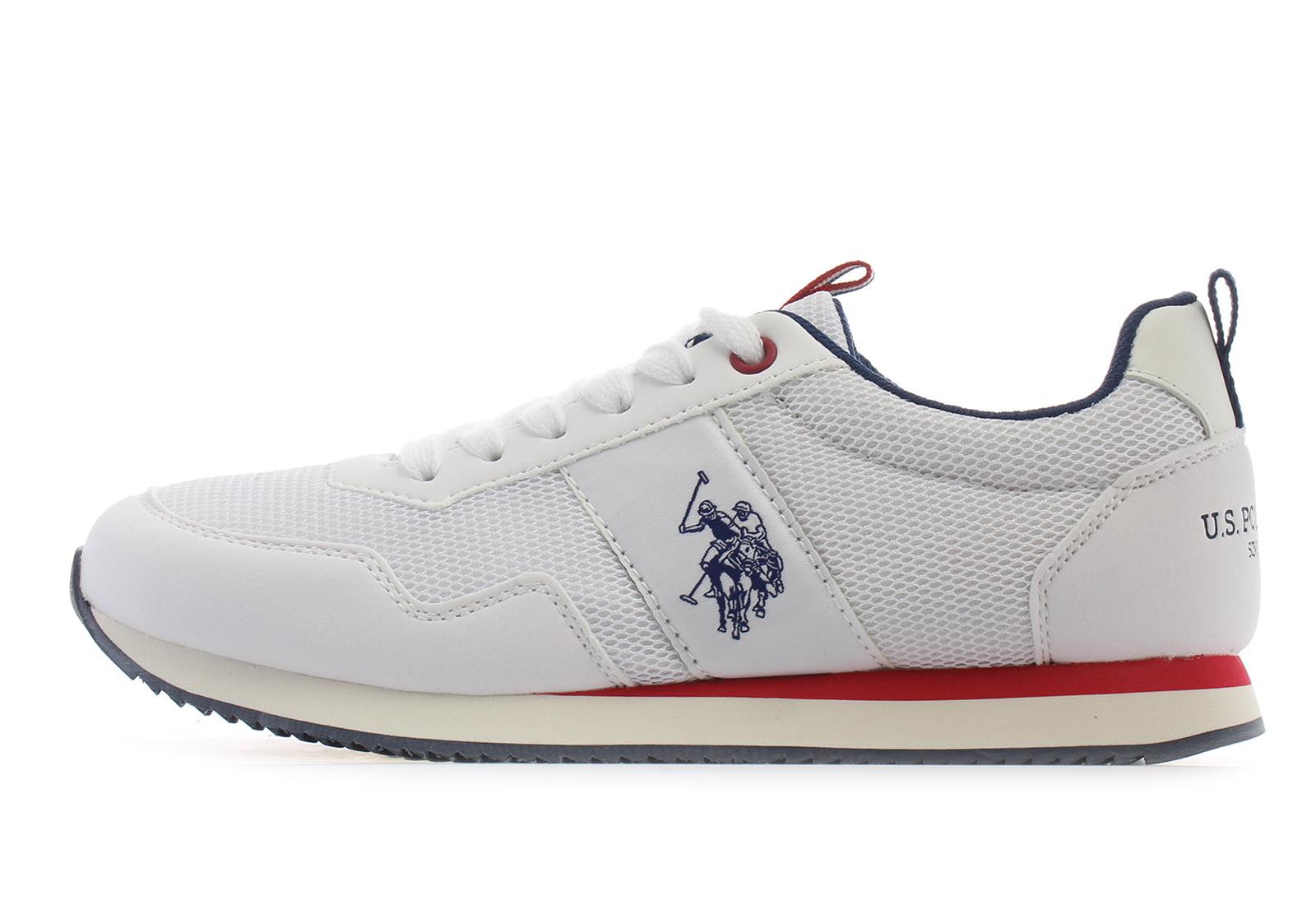 U S Polo Assn Cipő Nobiw 4156s9mh1 dkbl Office Shoes