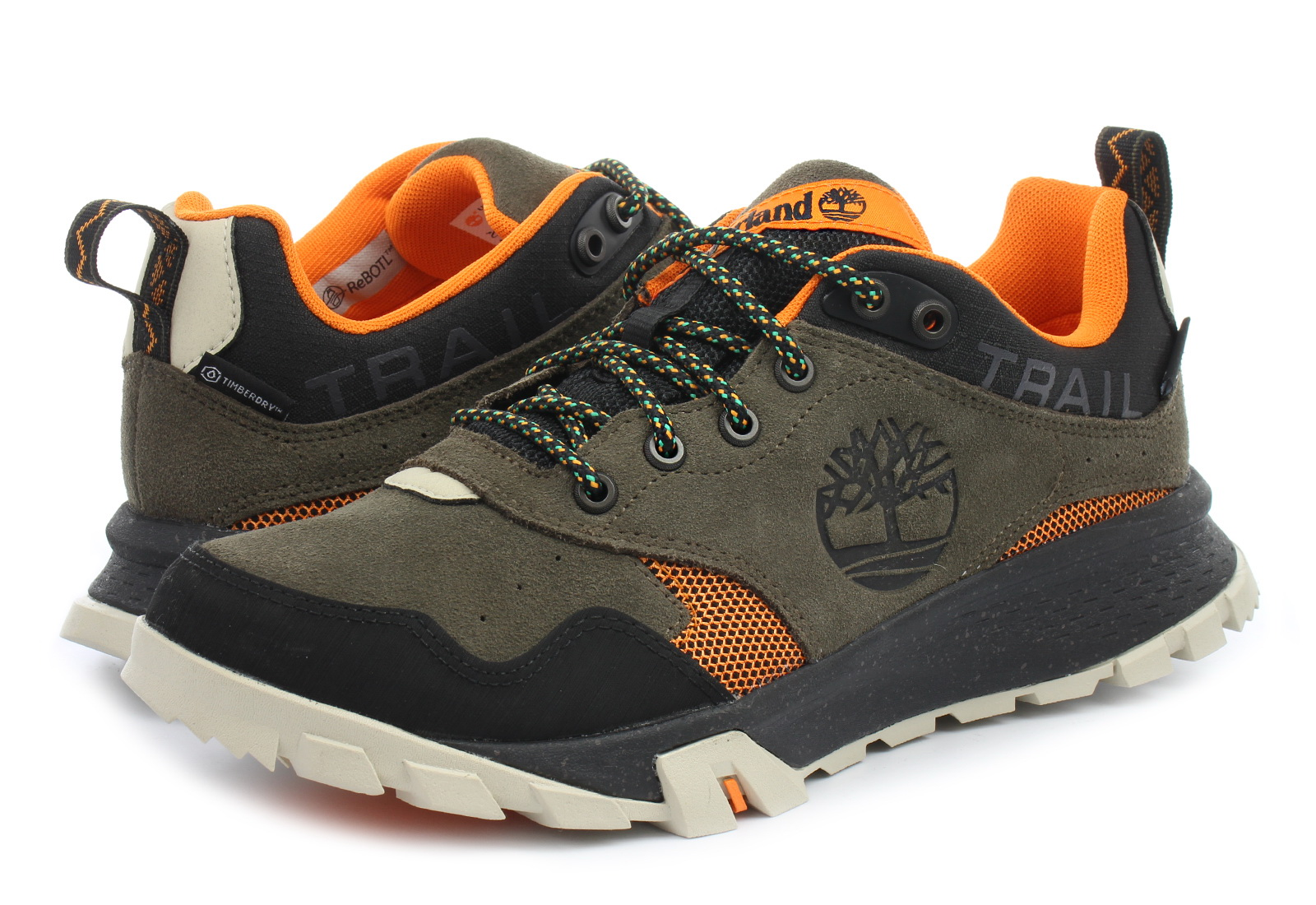 Timberland Cipele Garrison Trail Low Wp