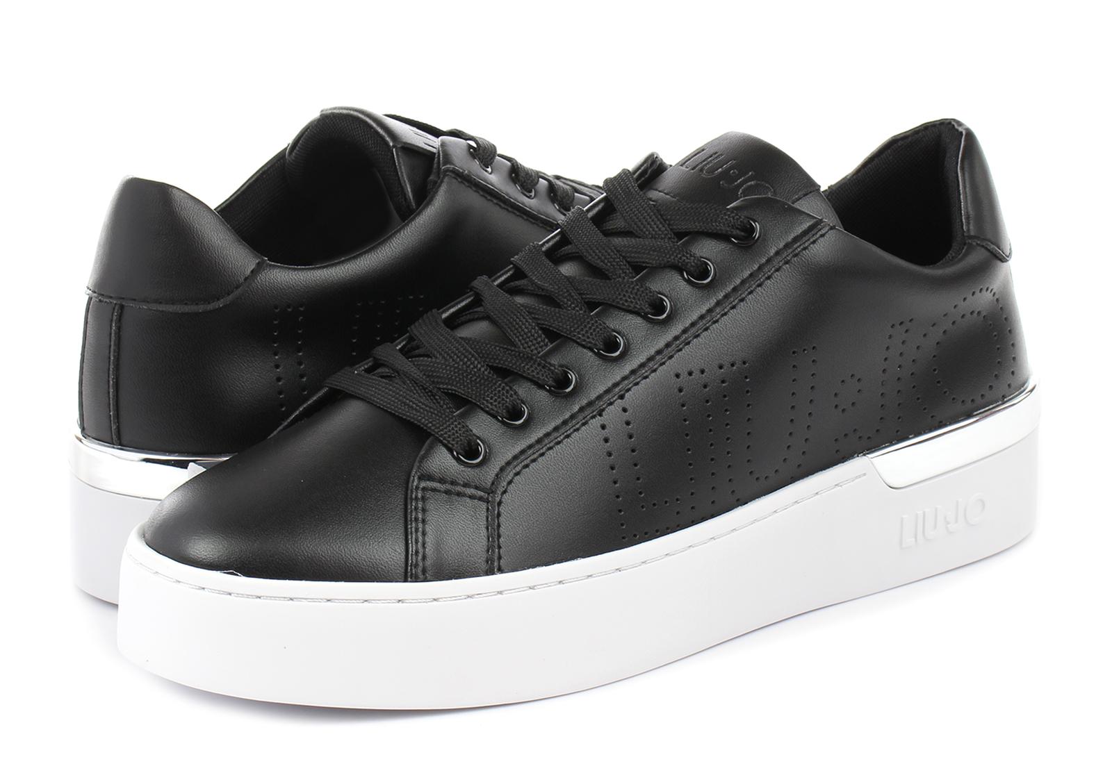 Exactitud Deportista recuerda  Liu Jo Shoes - Silvia 10 - BA0027EX014-BLK - Online shop for sneakers,  shoes and boots