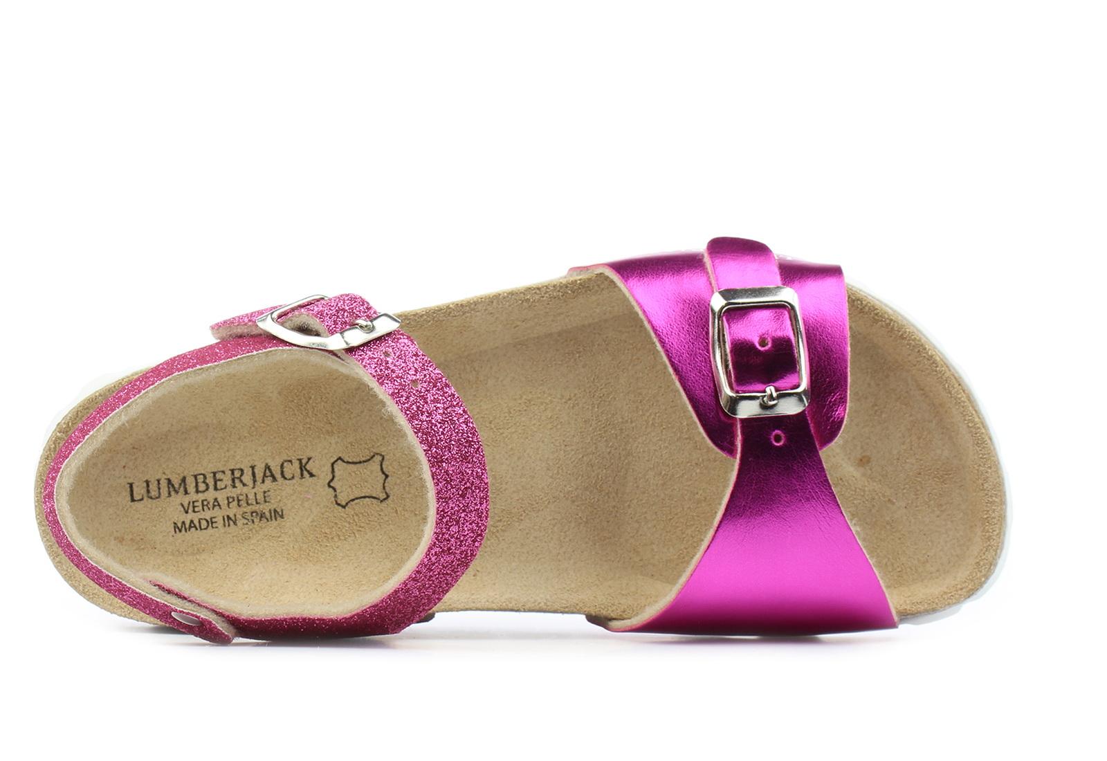 Lumberjack Szandál Kirbi G78706005 fux k Office Shoes