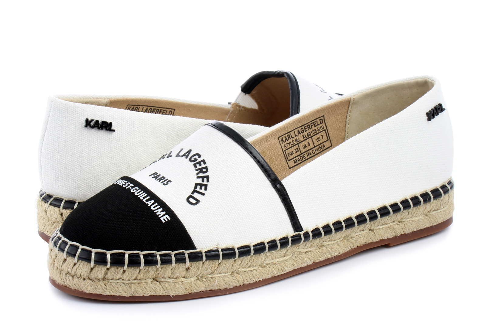 Karl Lagerfeld Cipele Kamini Maison