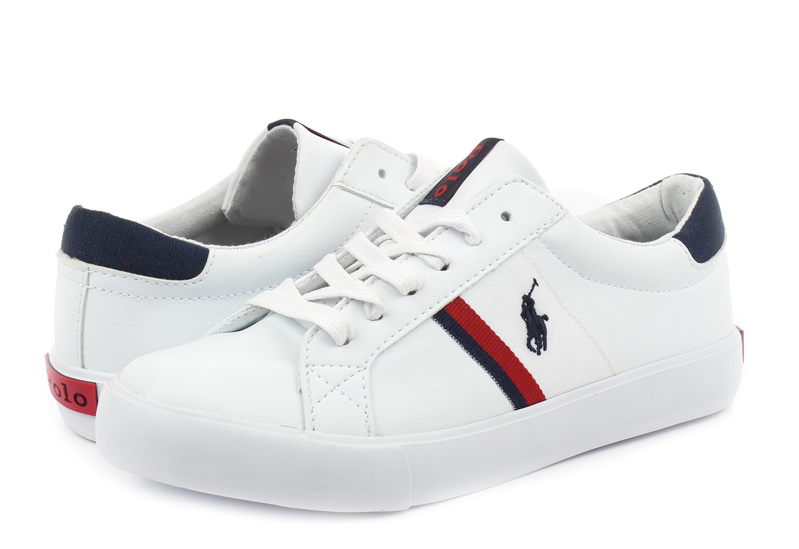 Polo Ralph Lauren Półbuty Gaffney