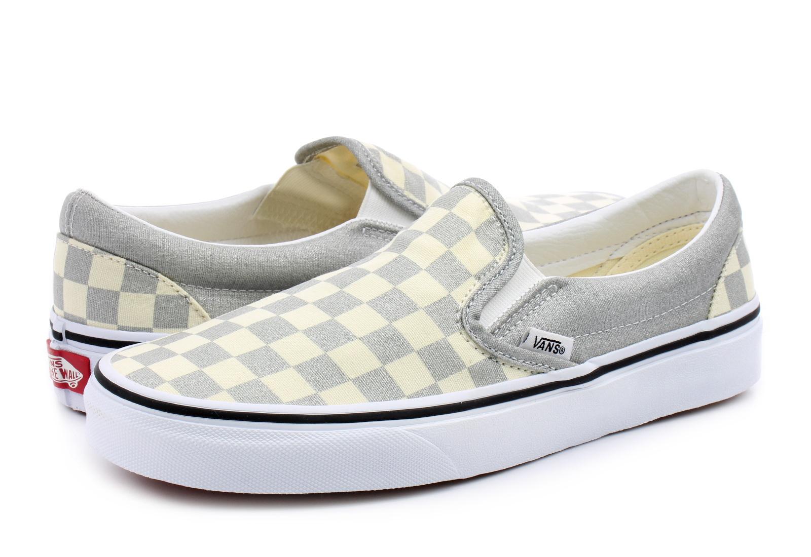 Vans Cipő Ua Classic Slip - On