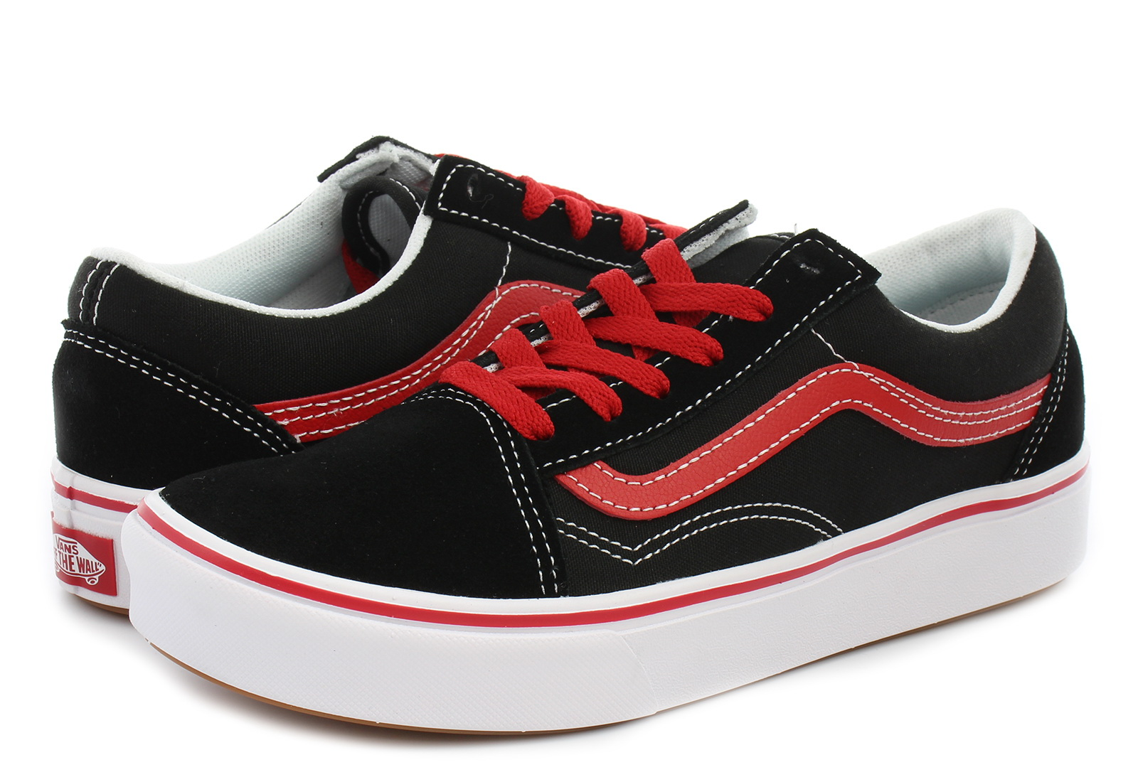 Vans Cipő Jn Comfycush Old Skool