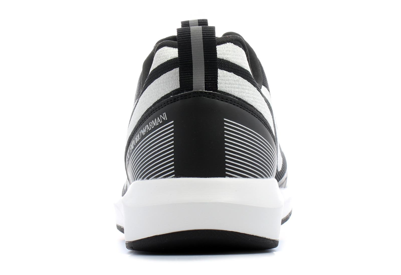 Ea7 Emporio Armani Polbuty Premium Trainer Xk054 X031 Blk Obuwie I Buty Damskie Meskie Dzieciece W Office Shoes