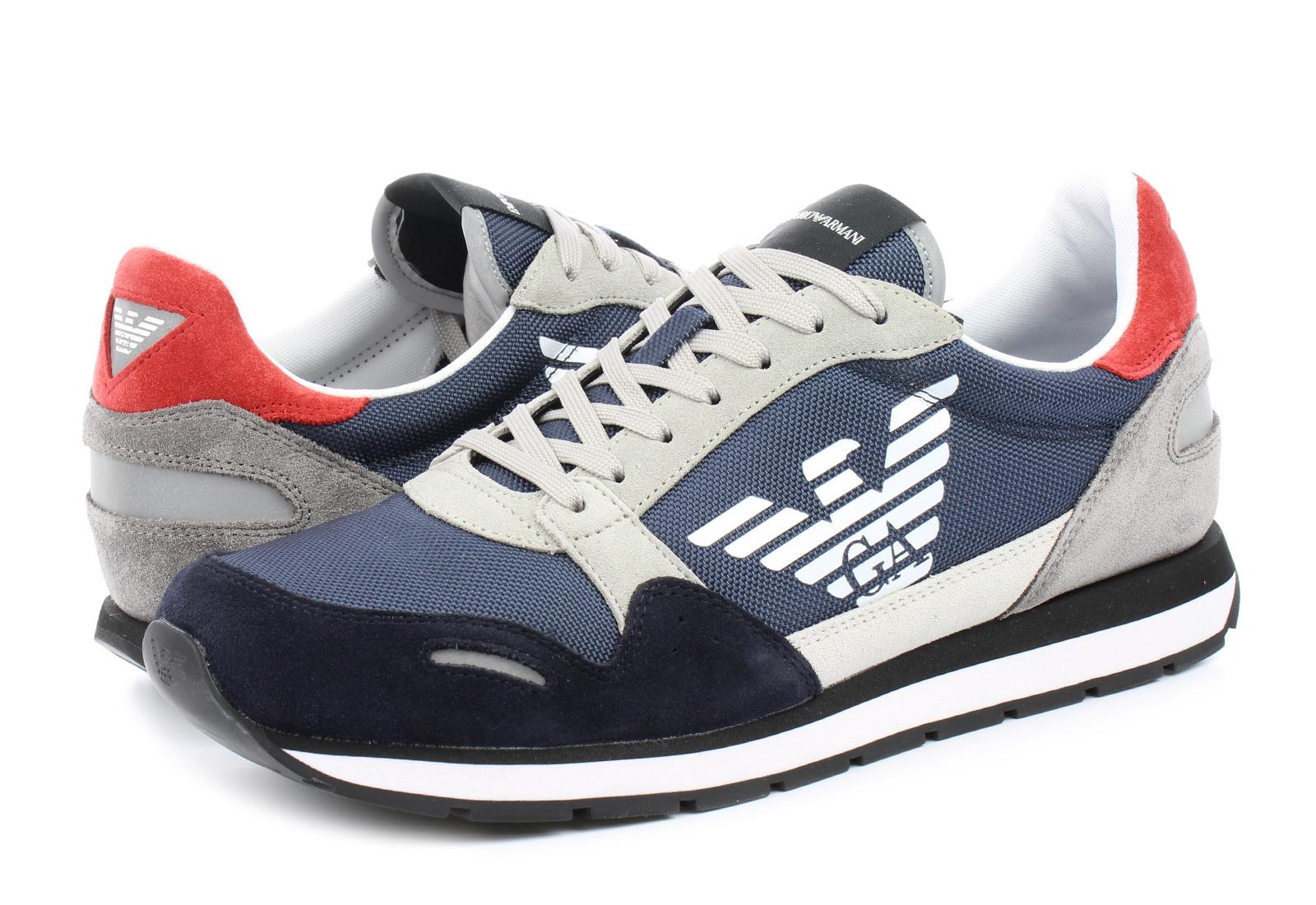 Emporio Armani Polbuty Eaxl200 Xl200 X215 Nvy Obuwie I Buty Damskie Meskie Dzieciece W Office Shoes