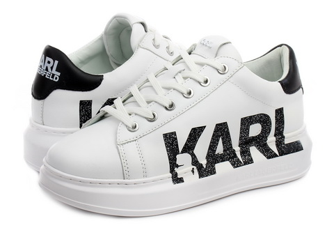 Karl Lagerfeld Cipő Kapri Karl Logo Lthr