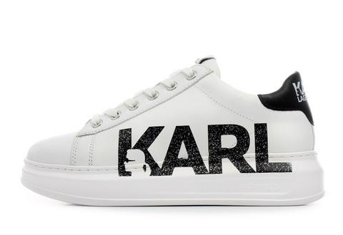 Karl Lagerfeld Półbuty Kapri Karl Logo Lthr