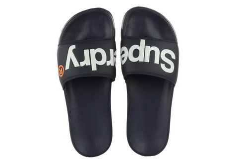 Superdry Papuče I Natikače Classic Superdry Pool Slide