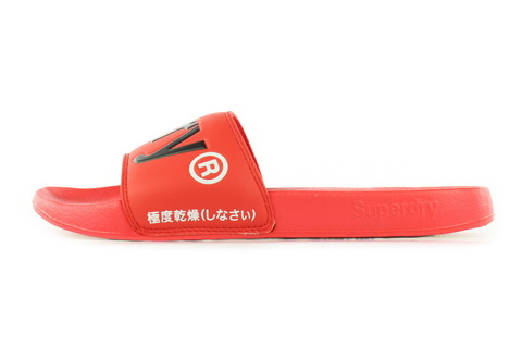 Superdry Klapki I Japonki Classic Superdry Pool Slide