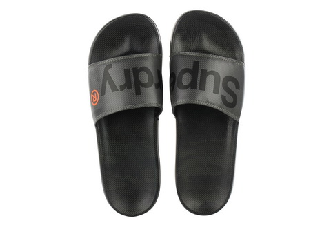 Superdry Pantofle Printed Beach Slide