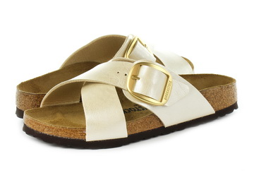 Birkenstock Pantofle Siena Big Buckle