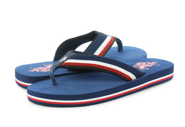 U S Polo Assn Pantofle Nettuno Flag