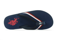 U S Polo Assn Pantofle Nettuno Flag 2