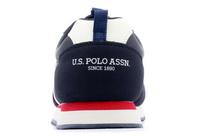 U S Polo Assn Nízké Boty Nobil 4