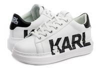 Karl Lagerfeld Pantofi Kapri Karl Logo Lthr