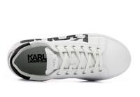 Karl Lagerfeld Pantofi Kapri Karl Logo Lthr 2