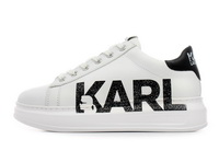 Karl Lagerfeld Pantofi Kapri Karl Logo Lthr 3