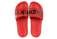 Superdry-Papucs-Classic Superdry Pool Slide