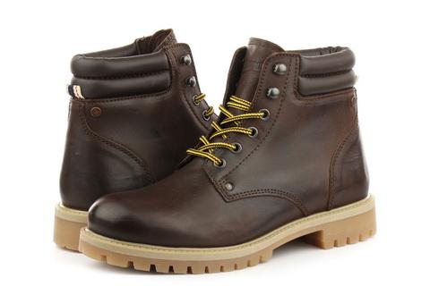 Jack And Jones Buty Zimowe Jfwstoke Leather Boot