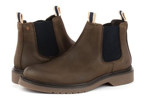 Jack And Jones Vysoké Boty Jfwleyton Leather