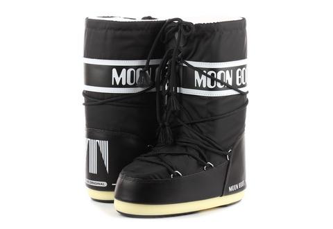 Moon Boot Wysokie Buty Moon Boot Nylon
