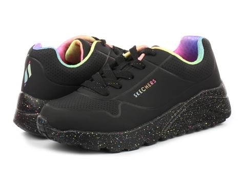 Skechers Nízké Boty Uno Lite - Rainbow Speck