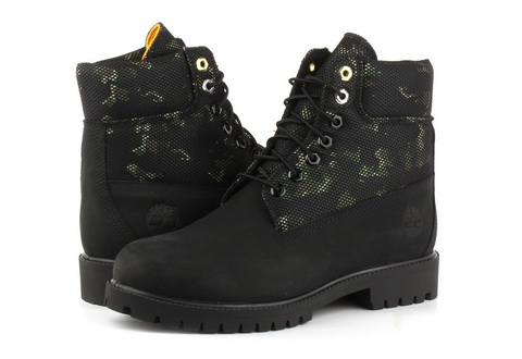 Timberland Buty Zimowe 6 In Textile Quarter Wp