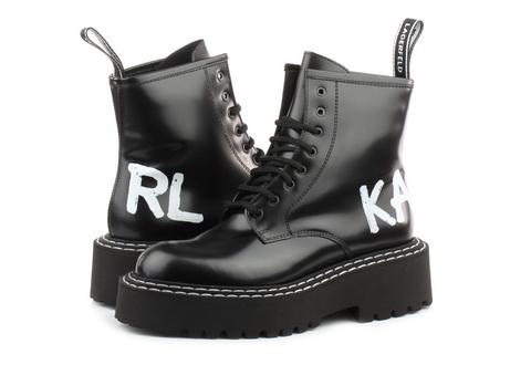 Karl Lagerfeld Bakancs Patrol Ii Hi Boot