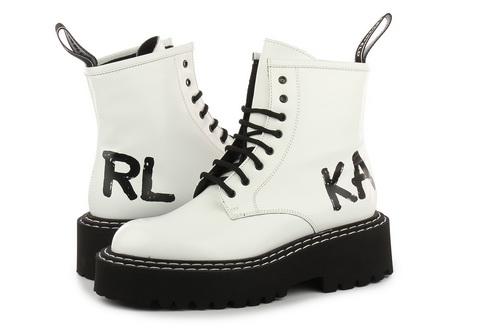 Karl Lagerfeld Čizme Patrol Ii Hi Boot