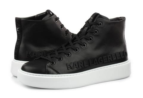 Karl Lagerfeld Duboke Cipele Maxi Kup Karl Injekt Logo Hi