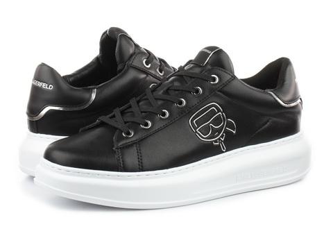 Karl Lagerfeld Cipő Kapri Plexikonic Sneaker
