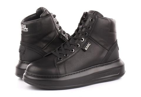 Karl Lagerfeld Cipele Kapri Ikonic Mid Sneaker