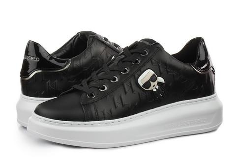 Karl Lagerfeld Cipő Kapri Ikonic Embossed Sneaker