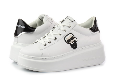 Karl Lagerfeld Półbuty Anakapri Ikonic Sneaker
