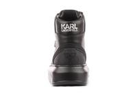 Karl Lagerfeld Półbuty Kapri Ikonic Mid Sneaker 4
