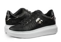 Kapri Ikonic Embossed Sneaker