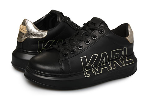 Karl Lagerfeld Patike Kapri Karl Outline Logo