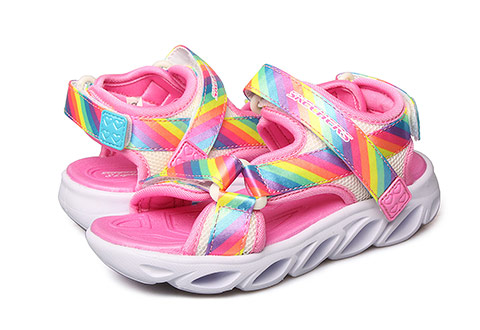 Skechers Sandale Hypno-splash-rainbow lights