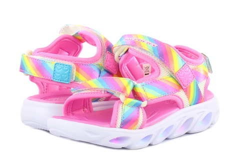 Skechers Sandały Hypno - Splash - Rainbow Lights