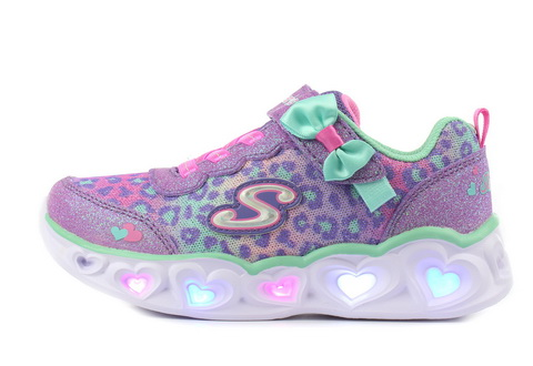 Skechers Cipele Heart Lights - Untamed Hearts