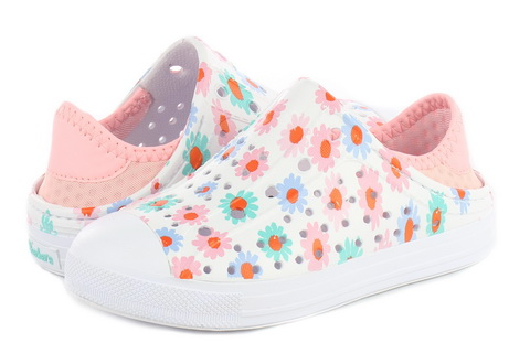 Skechers Nízké Boty Guzman Steps - Hello Daisy