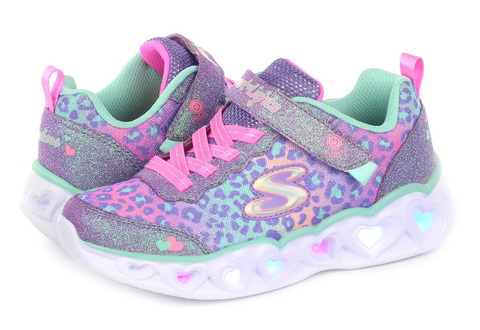 Skechers Atlete Heart Lights - Shimmer Spots