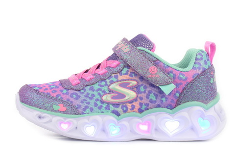 Skechers Cipele Heart Lights - Shimmer Spots